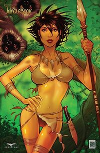 Grimm Fairy Tales Presents The Jungle Book Vol 1 4-D