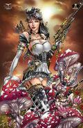 Grimm Fairy Tales Presents Wonderland Vol 1 4-C