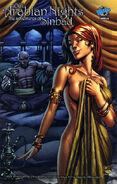 1001 Arabian Nights The Adventures of Sinbad Vol 1 1-D