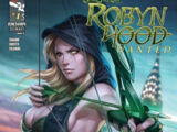 Robyn Hood: Wanted Vol 1 1
