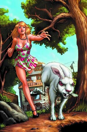 Grimm Fairy Tales Presents Wonderland Down the Rabbit Hole Vol 1 1-PA
