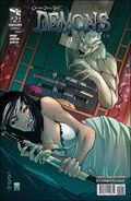 Grimm Fairy Tales Presents Demons The Unseen Vol 1 2-B