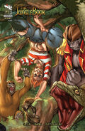 Grimm Fairy Tales Presents The Jungle Book Vol 1 1-D