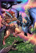 Grimm Fairy Tales Presents Oz Vol 1 4-C-PA