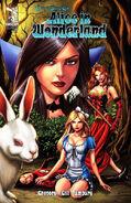 Grimm Fairy Tales Presents Alice in Wonderland Vol 1 3-B
