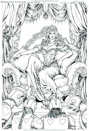 Grimm Fairy Tales Presents Wonderland Through the Looking Glass Vol 1 3-PA