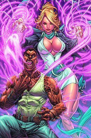 Grimm Fairy Tales Presents Godstorm Hercules Payne Vol 1 4-PA