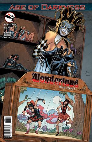 Grimm Fairy Tales Presents Wonderland Age of Darkness Vol 1 1