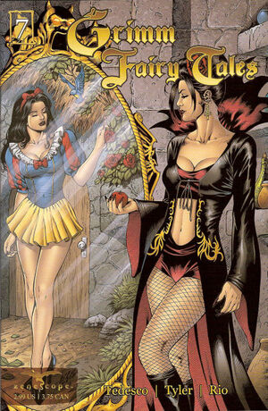 Grimm Fairy Tales Vol 1 7