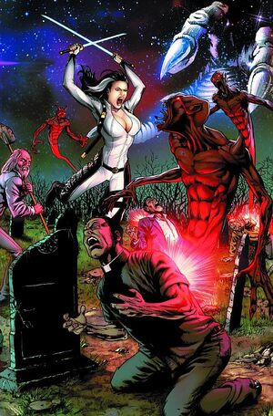 Grimm Fairy Tales Unleashed Unseen Vol 1 1-PA