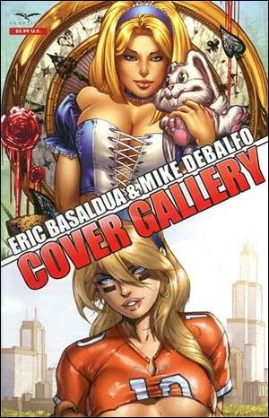 Eric Basaldua & Mike Debalfo Cover Gallery Vol 1 1