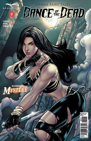 Grimm Fairy Tales Dance of the Dead Vol 1 2