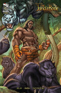 Grimm Fairy Tales Presents The Jungle Book Vol 1 1-C