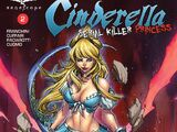 Cinderella Serial Killer Princess Vol 1 2