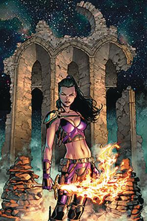 Jasmine Crown of Kings Vol 1 3-PA