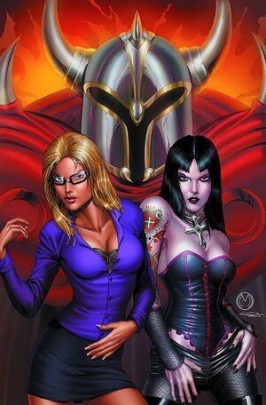 Grimm Fairy Tales Present Call of Wonderland (TPB) Vol 1 1-PA