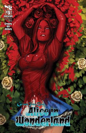 Grimm Fairy Tales Presents Alice in Wonderland Vol 1 5