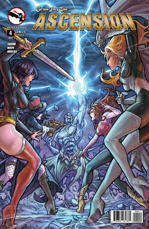Grimm Fairy Tales Presents Ascension Vol 1 4