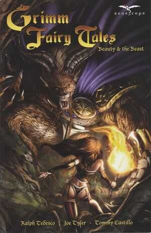 Grimm Fairy Tales Beauty and the Beast Vol 1 1