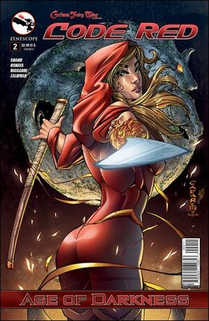 Grimm Fairy Tales Presents Code Red Vol 1 2