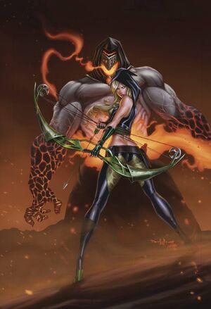 Grimm Fairy Tales Presents Realm War Vol 1 9-PA