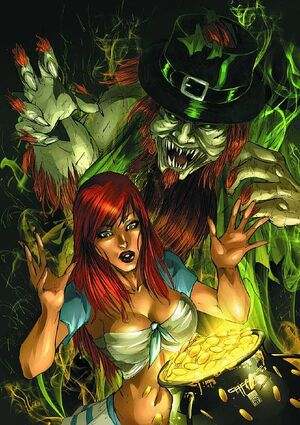 Grimm Fairy Tales St Patrick's Day Special Vol 1 1-PA