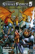 Jurassic Strike Force 5 (TPB) Vol 1 1