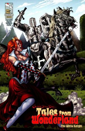 Tales from Wonderland the White Knight Vol 1 1