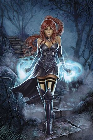 Grimm Fairy Tales Presents Coven Vol 1 5-PA