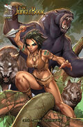 Grimm Fairy Tales Presents The Jungle Book Vol 1 1-B