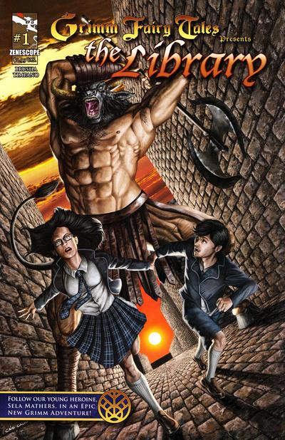 Grimm Fairy Tales Presents Realm War Vol 1 3 | Zenescope