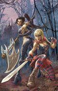 Grimm Fairy Tales Presents Wonderland Vol 1 24-B-PA
