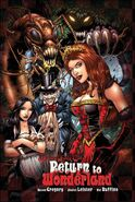 Grimm Fairy Tales Return to Wonderland (HC) Vol 1 1