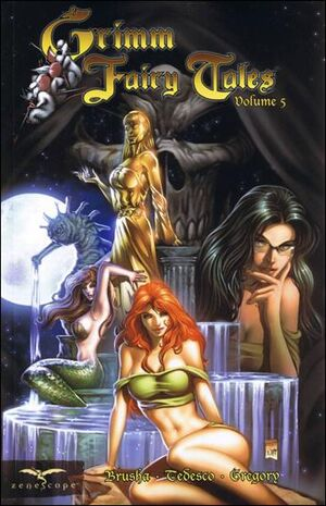 Grimm Fairy Tales (TPB) Vol 1 5