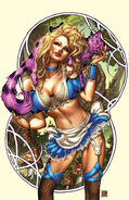 Grimm Fairy Tales Presents Alice in Wonderland Vol 1 4-E