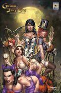 Grimm Fairy Tales Halloween Special Vol 1 2-C