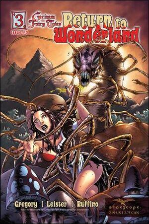 Grimm Fairy Tales Return to Wonderland Vol 1 3