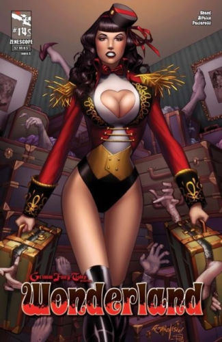 Grimm Fairy Tales Presents Wonderland Vol 1 14 | Zenescope
