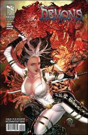 Grimm Fairy Tales Presents Demons The Unseen Vol 1 2