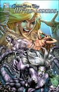 Grimm Fairy Tales Myths & Legends Vol 1 11-B