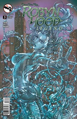 Grimm Fairy Tales Presents Robyn Hood Legend Vol 1 3