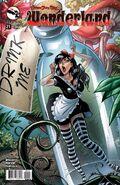 Grimm Fairy Tales Presents Wonderland Vol 1 21-B
