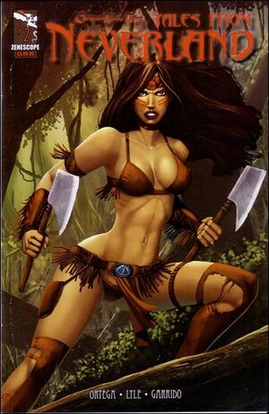 Grimm Fairy Tales Tales From Neverland Vol 1 2