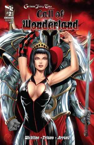 Grimm Fairy Tales Present Call of Wonderland Vol 1 2