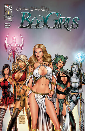 Grimm Fairy Tales Presents Bad Girls Vol 1 1
