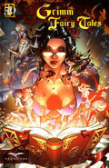 Grimm Fairy Tales Vol 1 50-C
