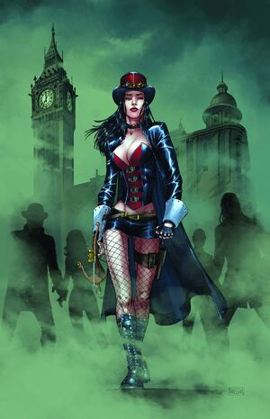 Grimm Fairy Tales Presents Helsing (TPB) Vol 1 1-PA