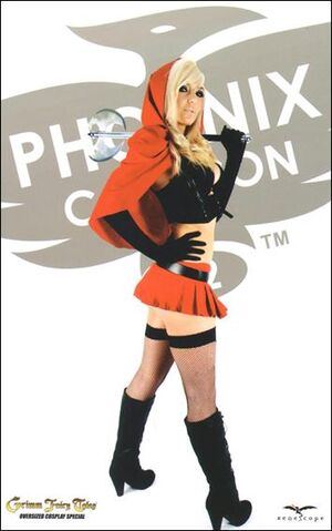 Grimm Fairy Tales Oversized Cosplay Special Vol 1 1-E