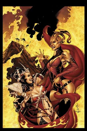 Grimm Fairy Tales Presents Inferno Rings of Hell Vol 1 1-PA
