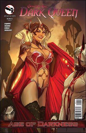 Grimm Fairy Tales Presents The Dark Queen Vol 1 1